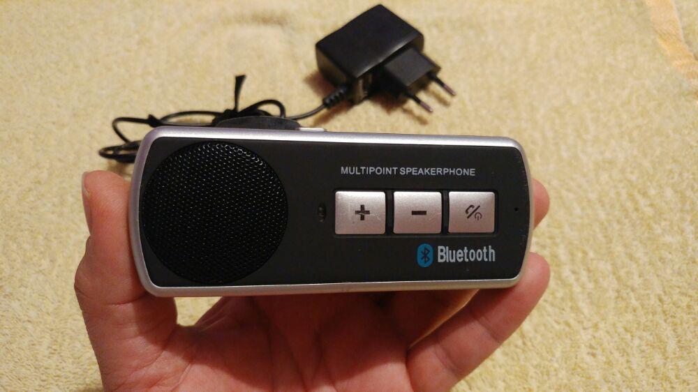Bluetooth Auto. _ Multi Point Speakerphone