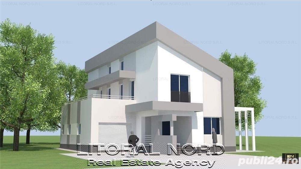 Palazu Mare - Vila P+1E, 201mp utili, terasa, garaj, teren 520mp, vedere la lac