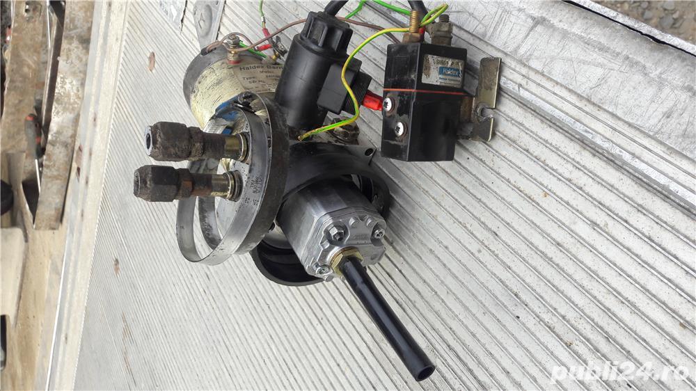 Pompa lift hidraulic