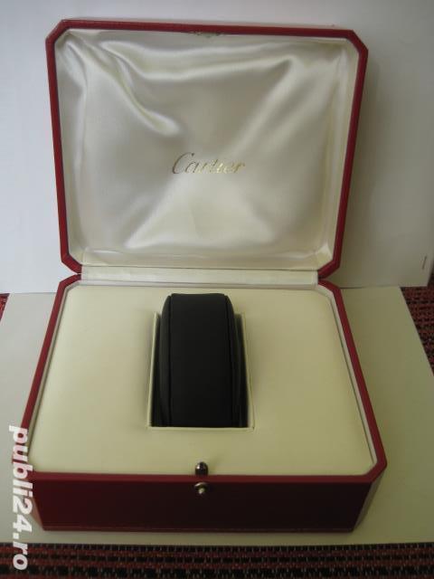 Cutie ceas Cartier -original !