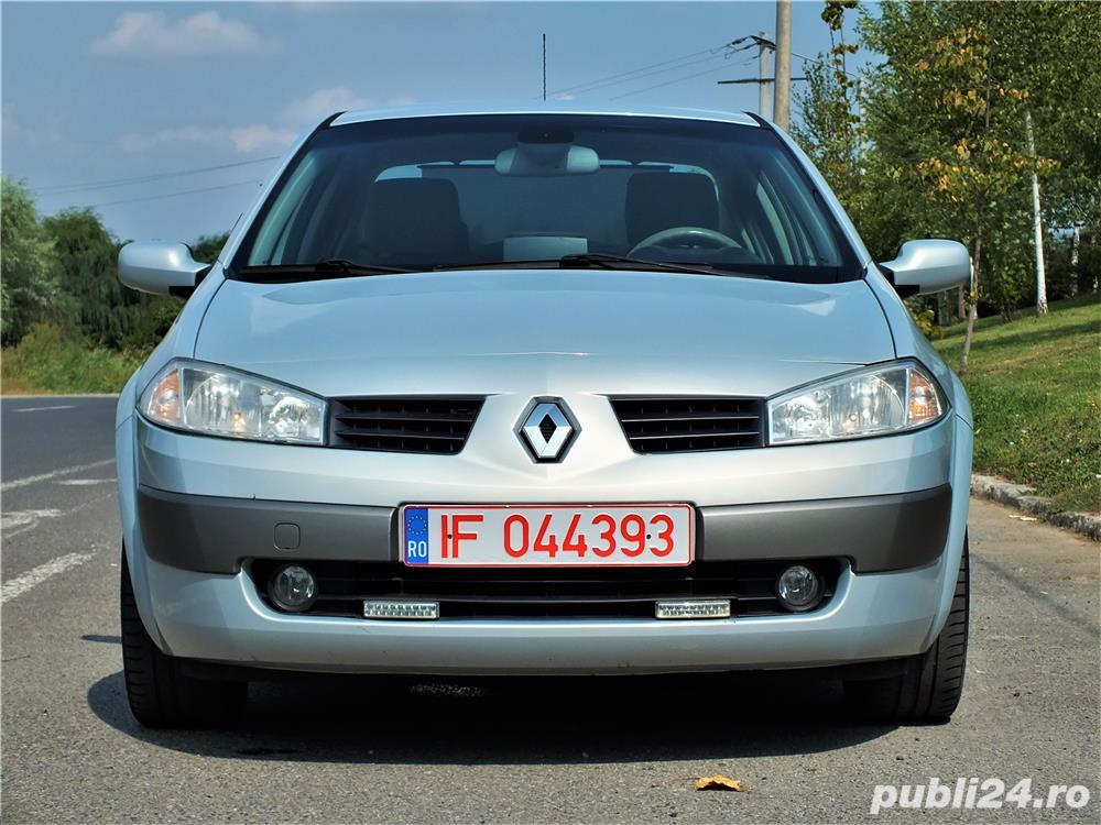 Renault Megane 2 Finantare Garantata / Masina impecabila / Garantie / Service la zi