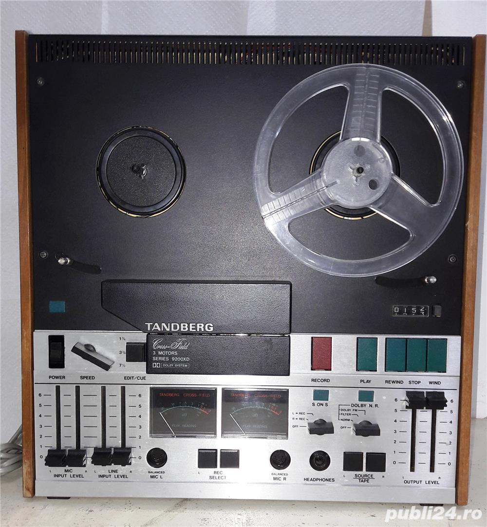 Magnetofon Tandberg 9200XD