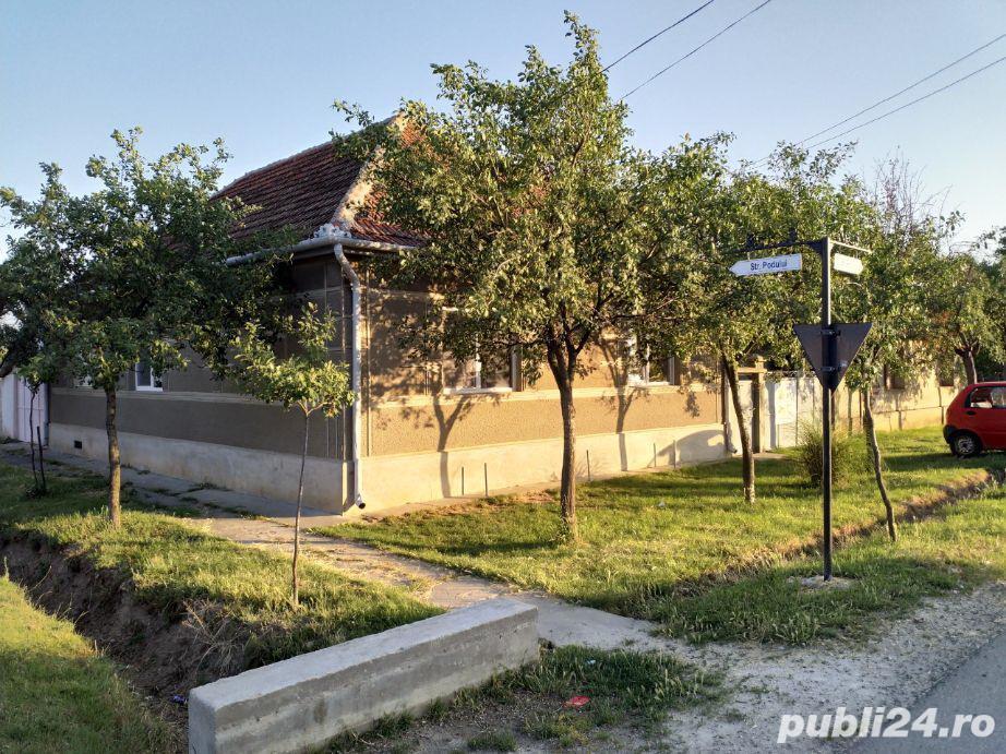 Casa de vanzare sau schimb cu apartament 2 camere in Timisoara