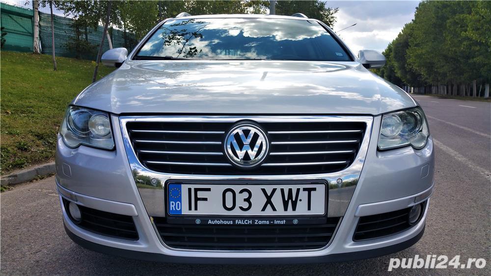 Volkswagen Passat B6 Finantare Garantata / Masina impecabila / Garantie / Service la zi