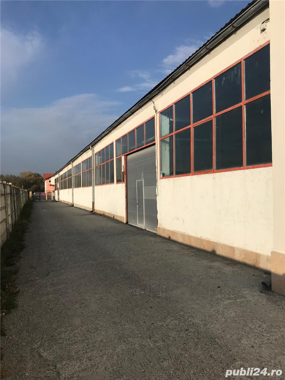 Hala pentru productie zona Stupini