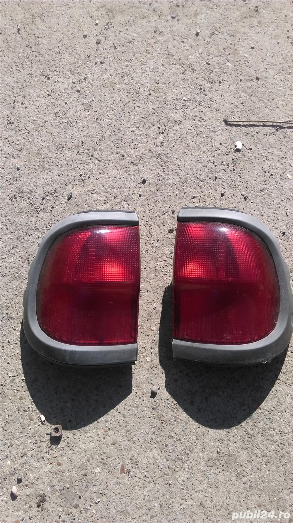 Stopuri lampa pozitie nissan terano 2 R20