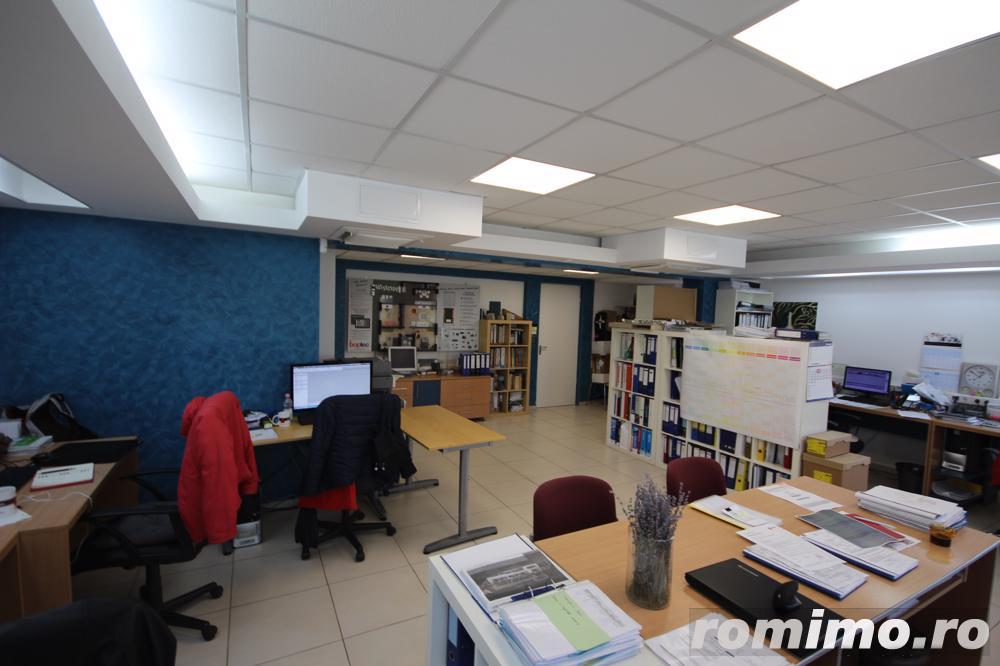 Spațiu de birouri de 444 mp în zona Elisabetin