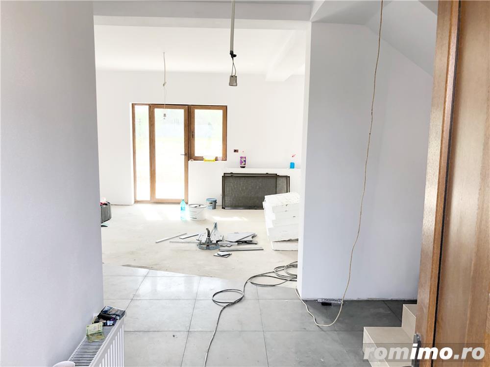 Dumbravita - Ultima casa din acest proiect pe strada asfaltata!!!
