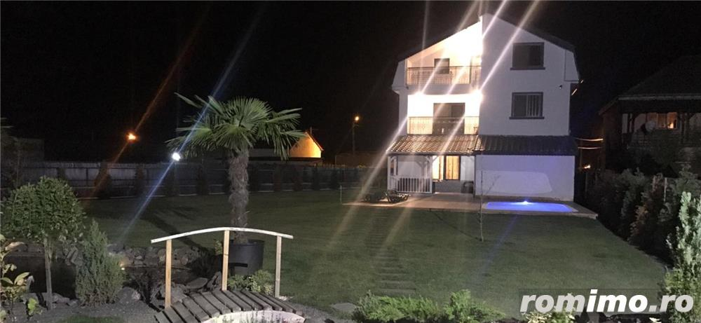 Casa tip Vila - Sacalaz - D+P+2E - 2 Fronturi Stradale - 1700mp teren