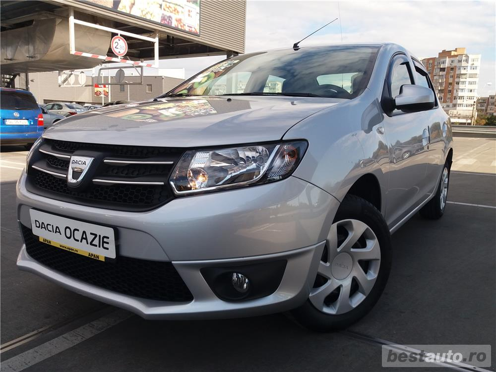 Dacia logan  = 0,9 Tce 90 Cp = 38.000 km - PROPRIETAR  IN  ACTE  ,