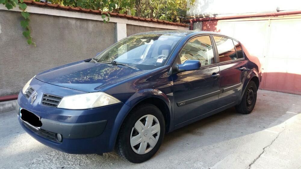 Renault Megan 1.5dci 2004