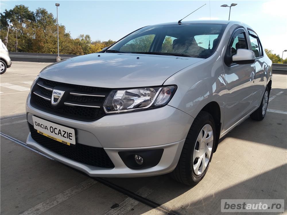 Dacia logan= 0,9 Tce- 90 Cp =  38.000 km -  PROPRIETAR  IN  ACTE .