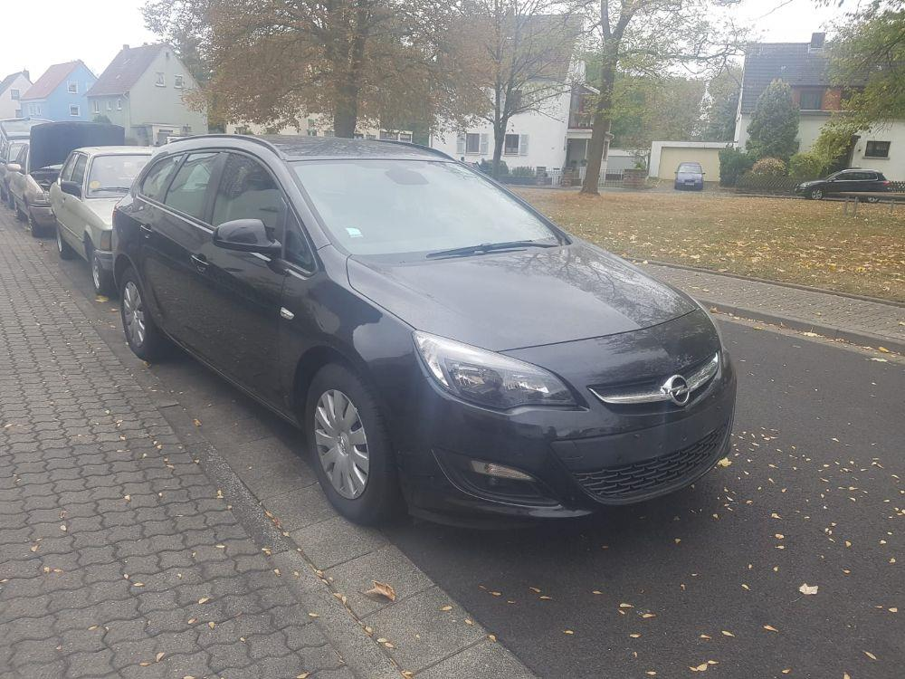 OPEL ASTRA 130cp business