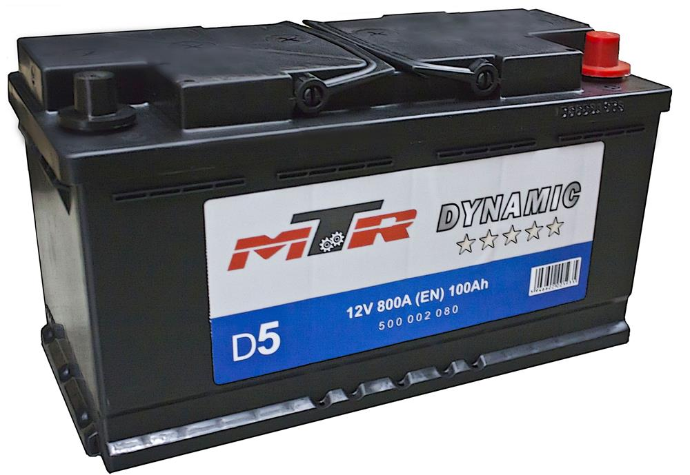 Baterii 100 ah