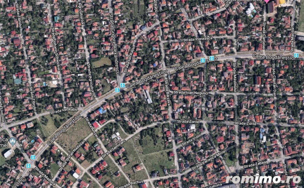 CD450 Teren in Timisoara , calea Bogdanestilor !