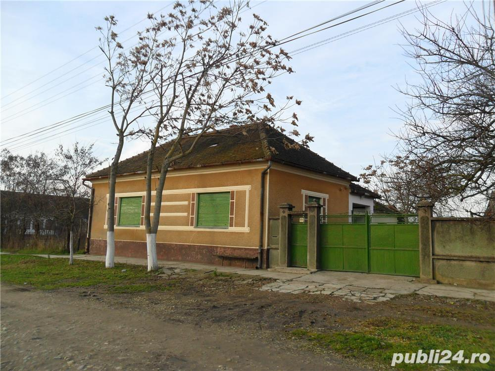 Casa la satul Vanatori (jud. Arad)