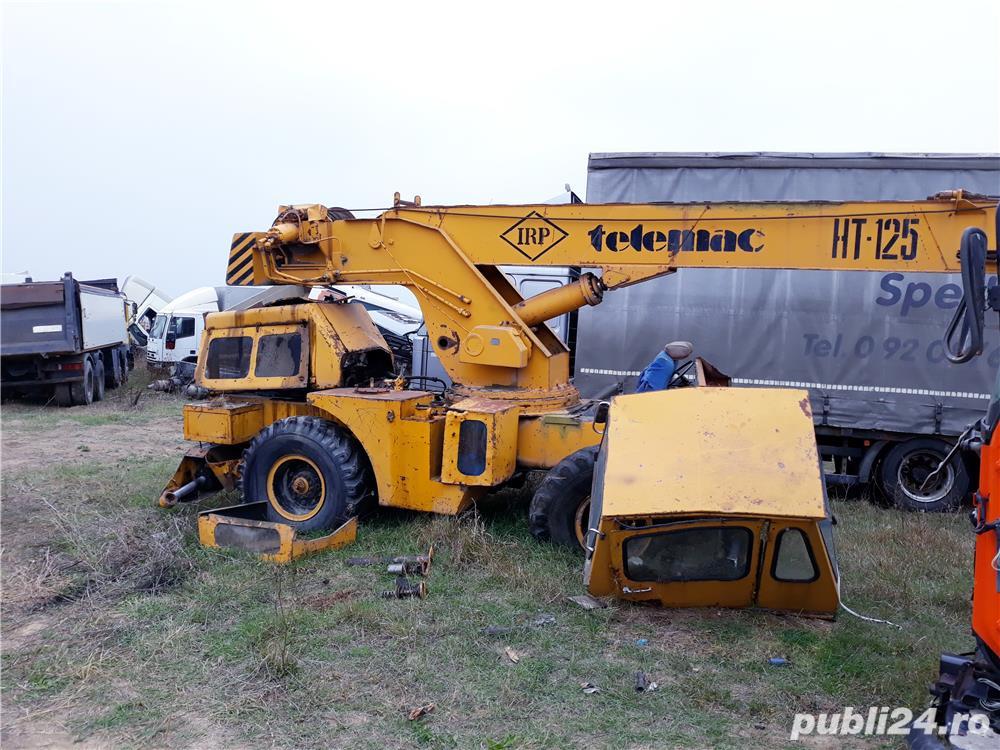 Dezmembrez TELEMAC HT-125