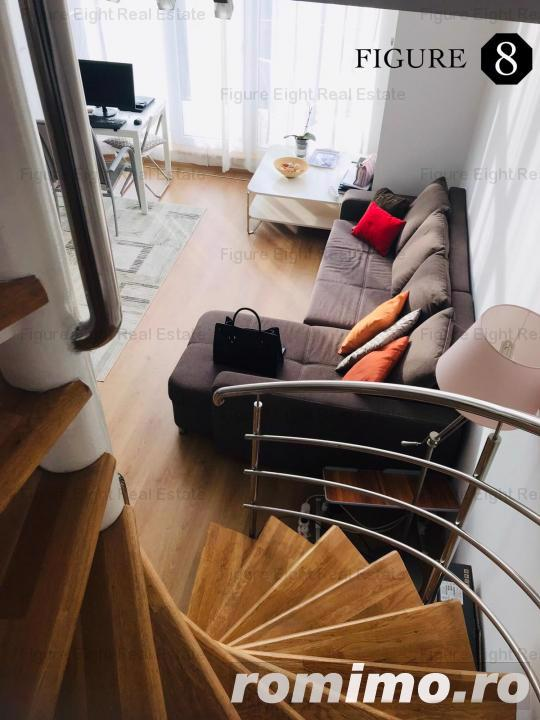 Duplex tip loft Complexul Cosmopolis