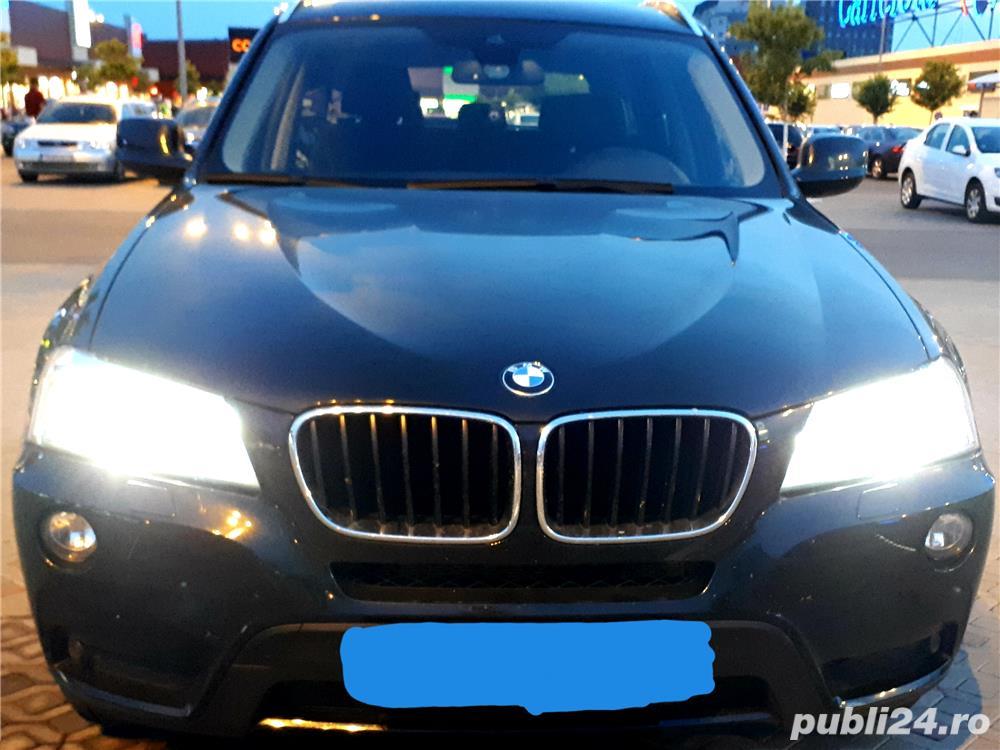 BMW X3 - achizitionat din reprezentanta BMW Germania