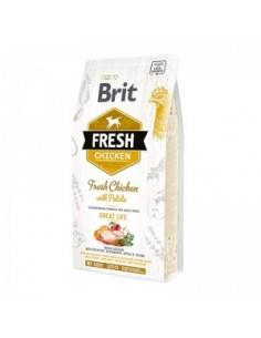 Brit Fresh Chicken and Potato Adult, 12 kg