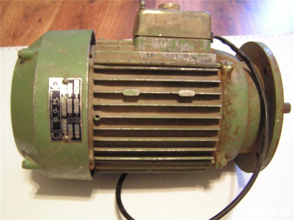electromotor  B.G.M.