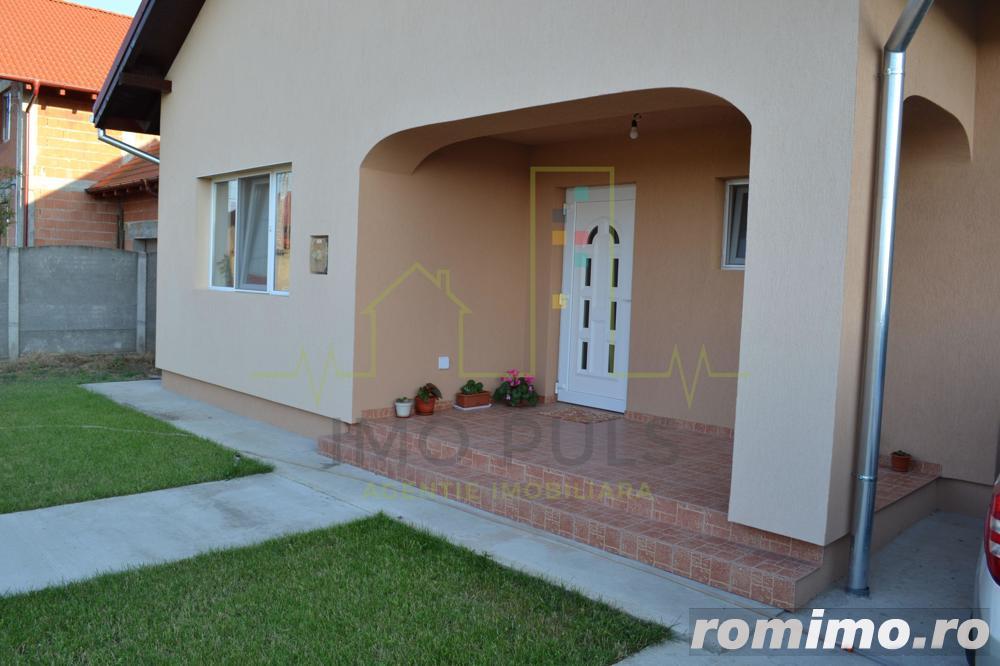 Casa individuala, atmosfera calda si primitoare.