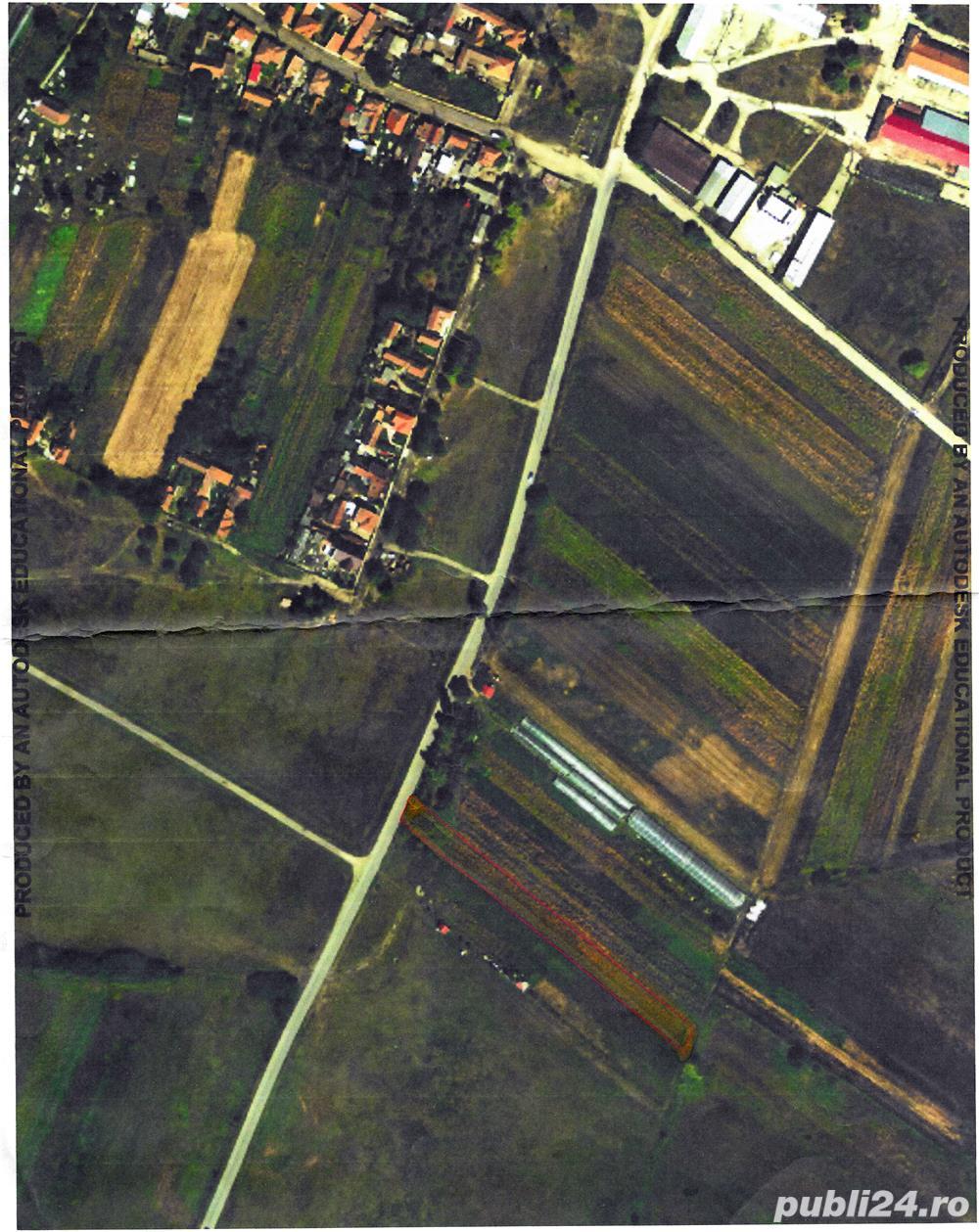 Lot teren in satul Saulesti, oras Simeria, Hunedoara