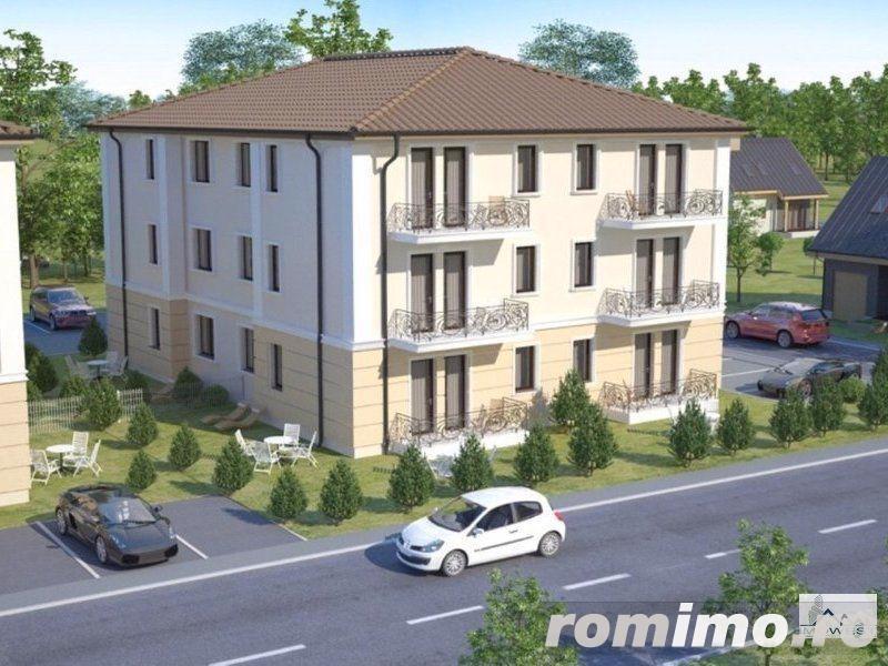 Apartament 2 camere complet decomandat, bloc nou