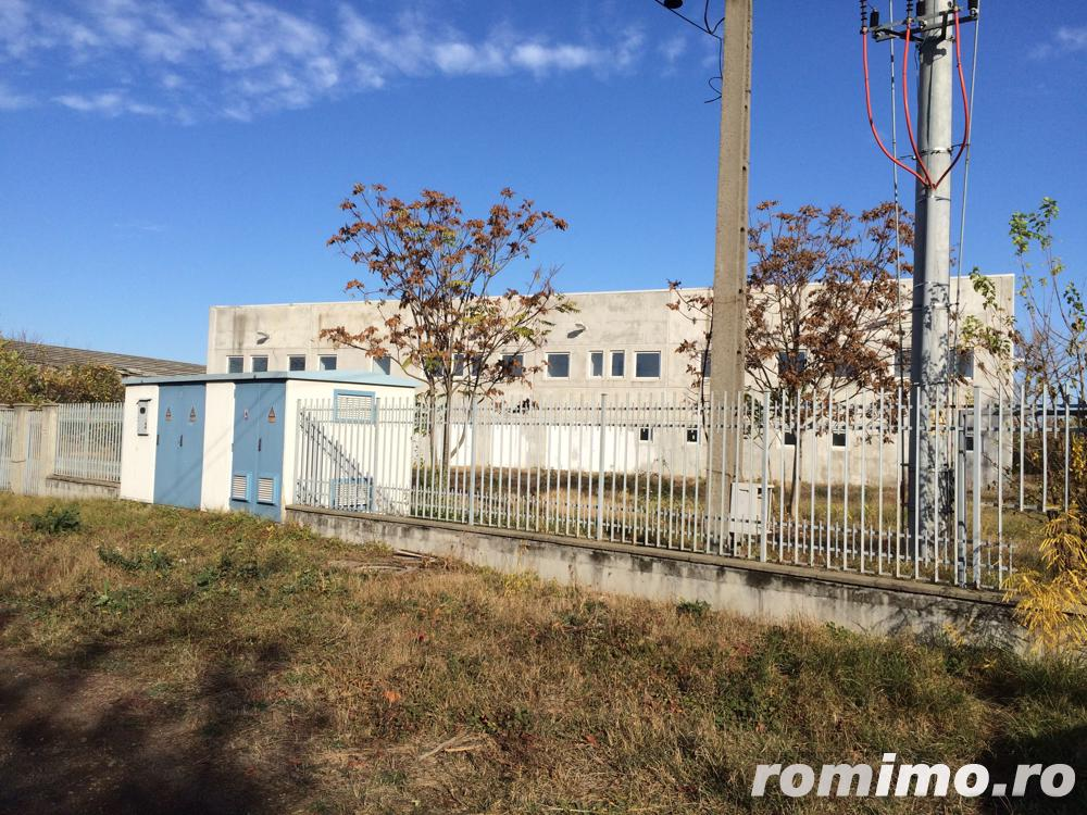 Hală Industrială 2.250 mp zona UTA