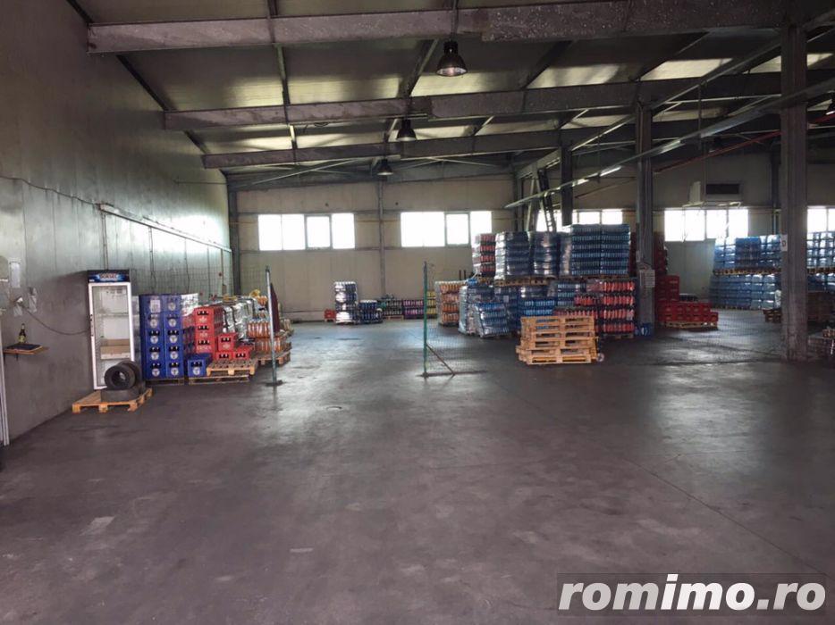 Hala Depozitare/Productie, Zona Mehala