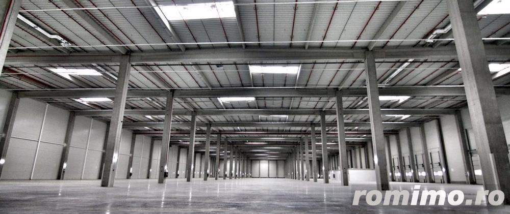 Depozit/Logistica 17800mp, Zona Calea Lugojului