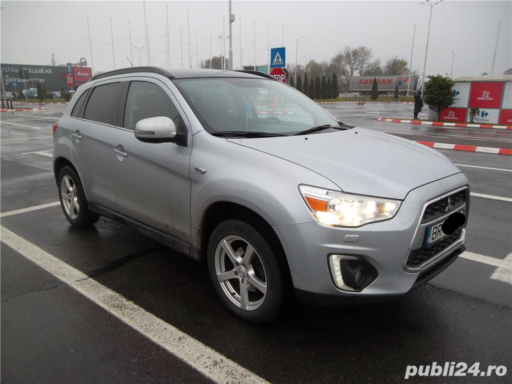 Mitsubishi ASX, 4x4, automat, full options, fabricat 2015