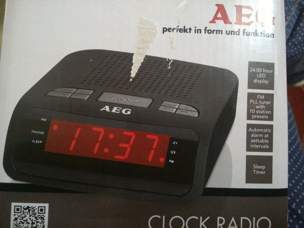 Ceas radio