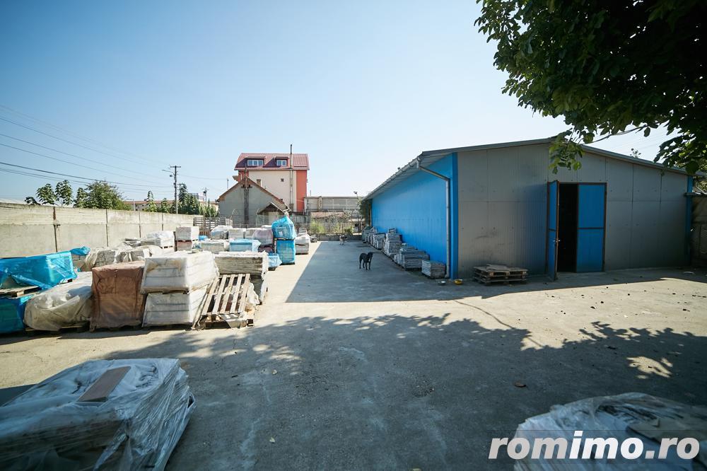 PREȚ REDUS CU 10.000 EURO - Hală depozitare pe Calea Aurel Vlaicu