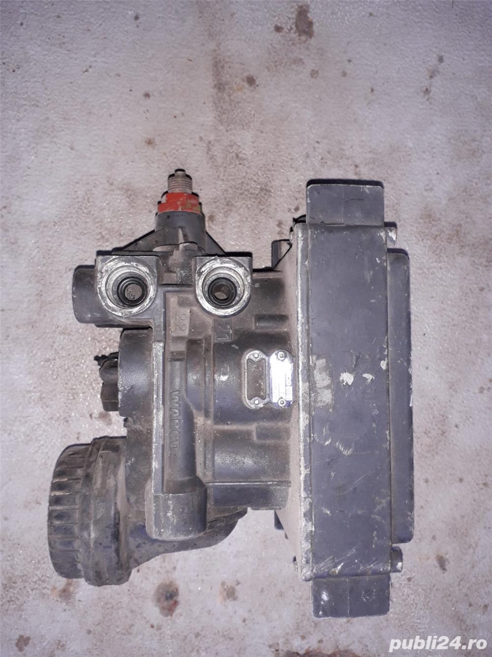 Modulator camion