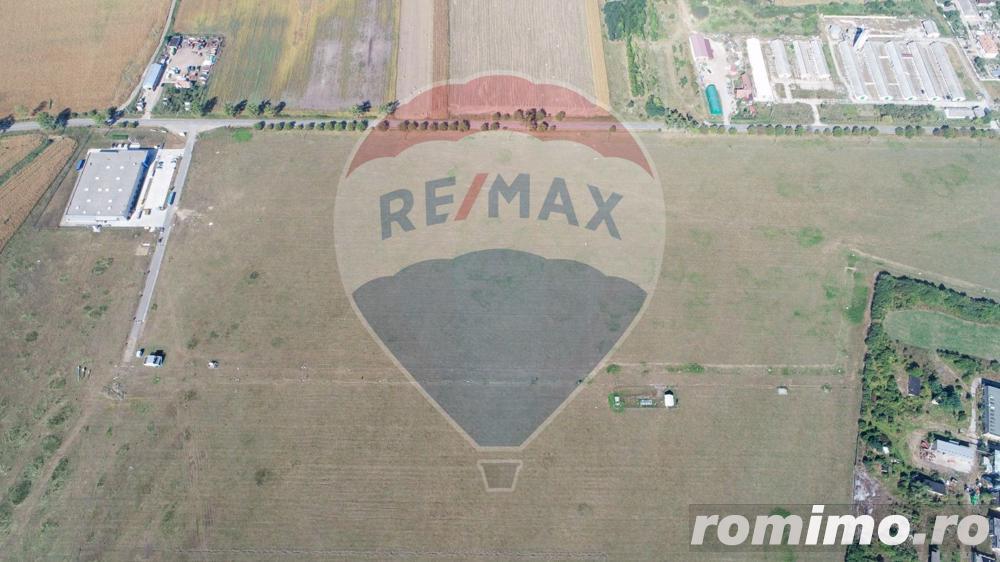 Teren de Industrial I Land For Sale - ZIOS Sibiu - 9031 mp