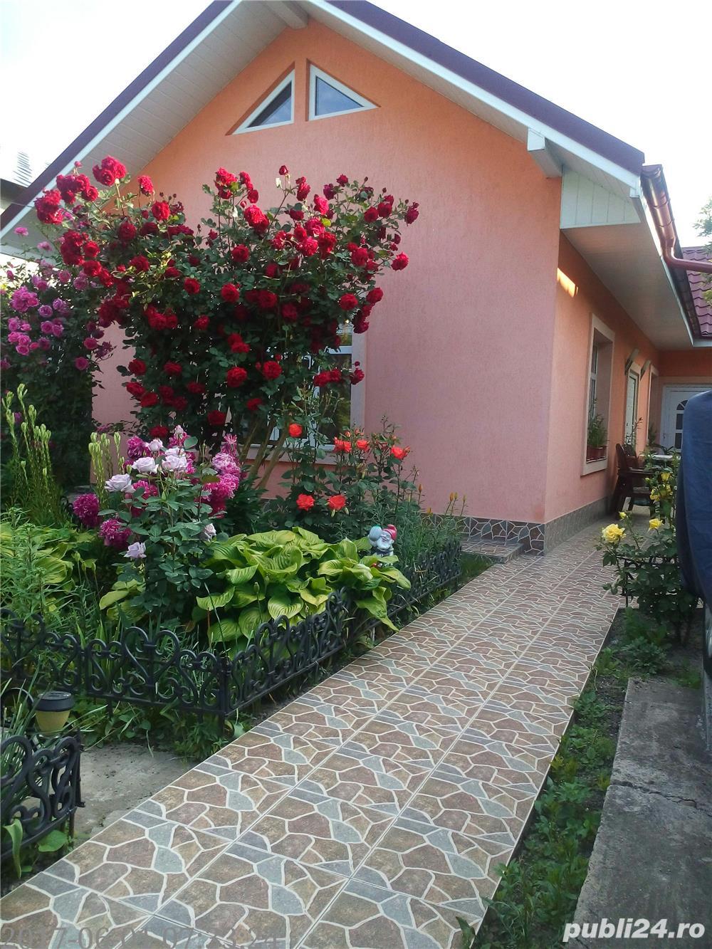 Vand casa in Husi str.A I Cuza