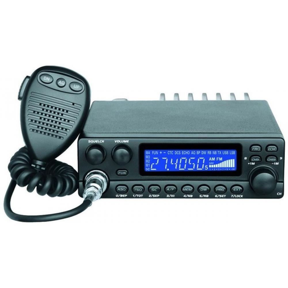 Statie radio CB AVANTI KAPPA 50W cu squelch automat,(NOU,cu factura si garantie)