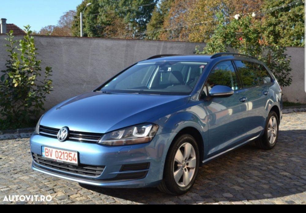 volkswagen golf 7// 1.6 tdi // bixenon adaptiv// anul 2015 // euro 6