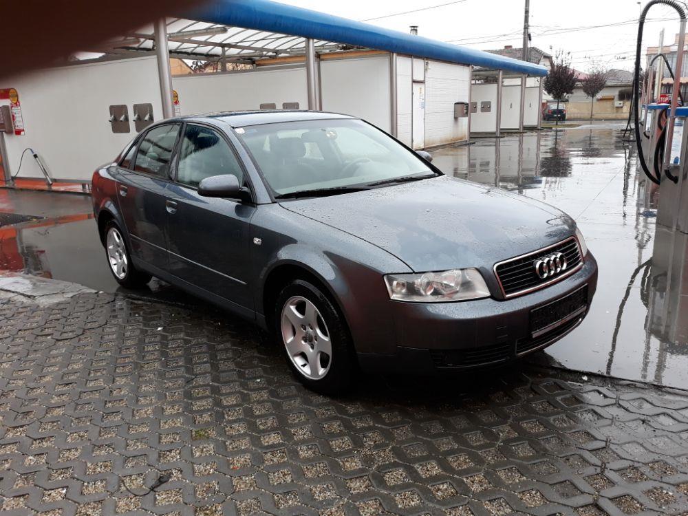 Audi A 4.motor 1.9 TDI.an 2002