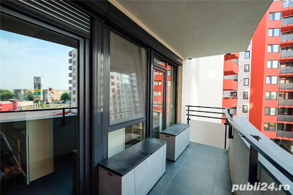 Inchiriez apartament 3 camere, Ared Kaufland