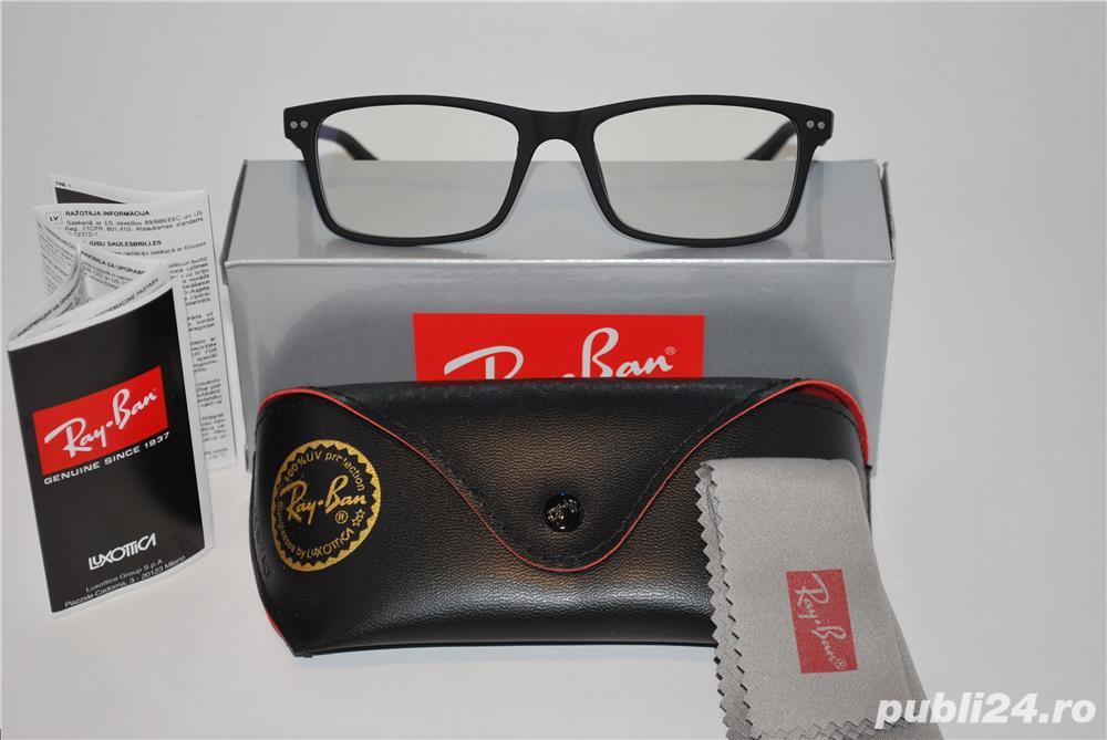 1   8 Rame ochelari de vedere RAY BAN 8145 negru mat - calitate premium 633af0618800