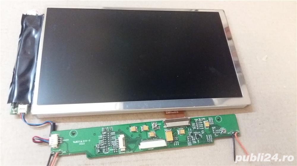 Display monitor LCD 7 inch LVM070W03 + inverter