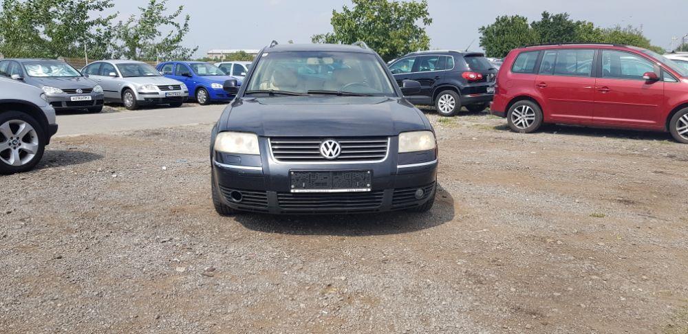 VW Passat 4x4