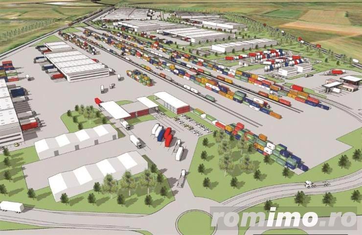 Spatii productie, depozitare, birouri si teren in Freidorf Industrial