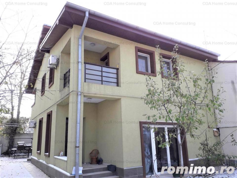 Vila de vanzare/inchiriere curte 300 mp zona Barbu Vacarescu