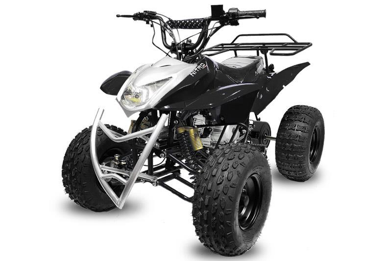 Oferta Promotionala Atv 2019 New Jumper Nitro Motors Casca Bonus