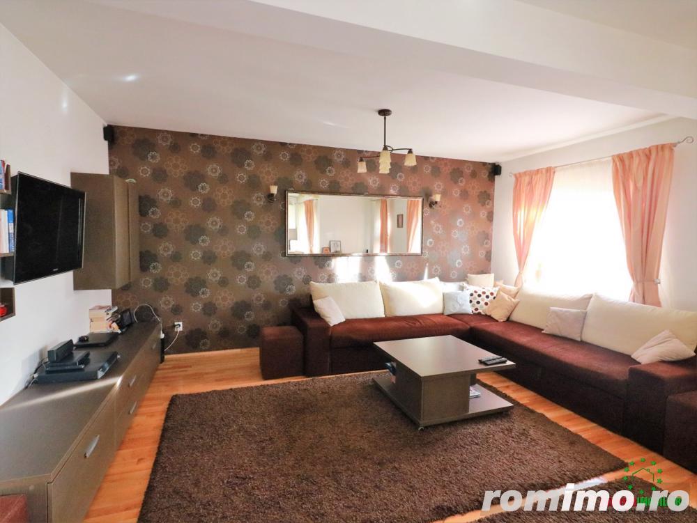 Apartament 3 camere 85 mp utili mobilat si utilat zona Centrala Sibiu