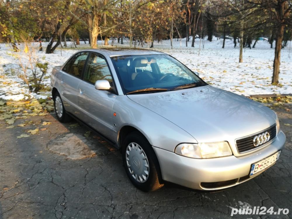 Audi A4 B5 1.6 benzina 1996 - 1600Euro neg.