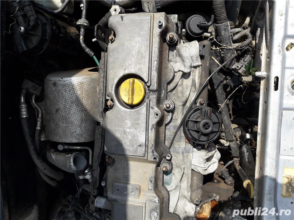 motor opel astra g 2000 dti 101cp din 2001